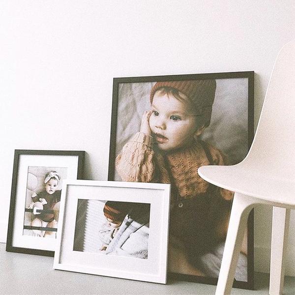 Foto's online laten inlijsten? Ben jij op zoek naar een ingelijste fotokader? Bij Print & Frame ben je aan het juiste adres!